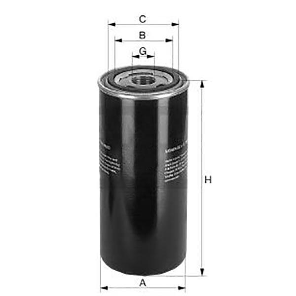 Фильтр гидравлический Claas 063.399.40